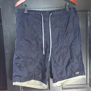 Vintage Abercrombie athletic shorts medium +